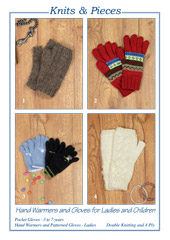 Ladies-Childrens-gloves