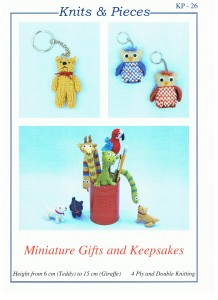Miniature Gifts and Keepsakes - Front