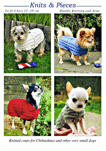 Dog Coats Knit And Pieces