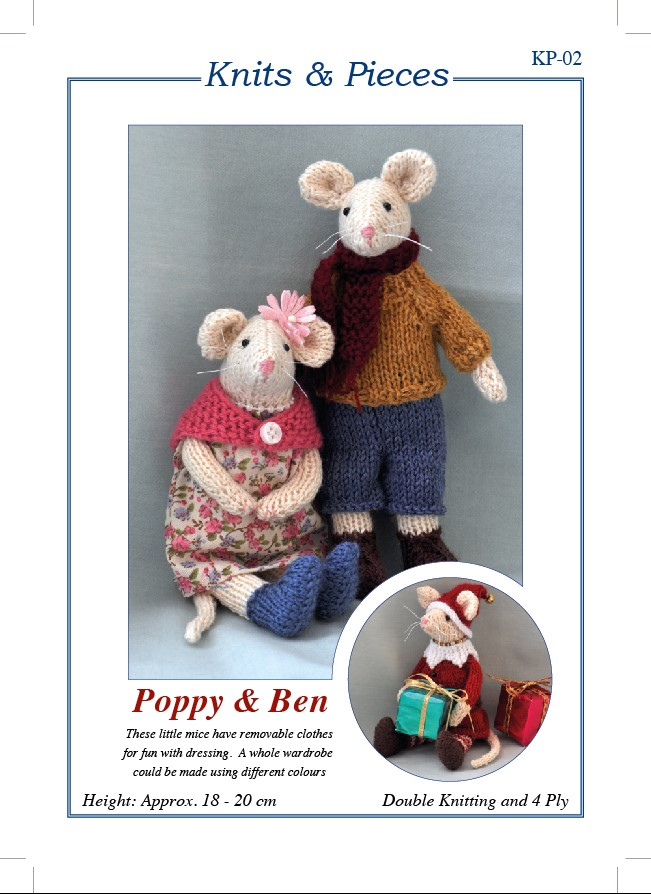 Knit And Pieces Knits And Pieces Dog Coats And Toy Knitting Patterns